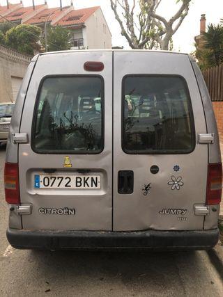 Citroen Jumpy 2002