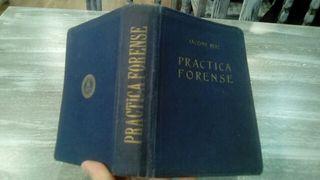 1931 Práctica Forense