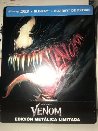 Venom steelbook