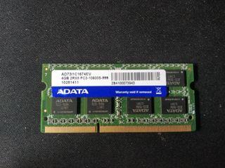 Módulo RAM ADATA 4 Gb