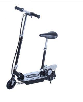 Scooter o Patinete eléctrico con asiento Gelusa