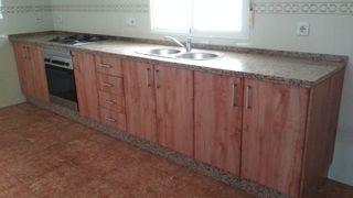 Mueble de cocina de segunda mano en la provincia de Badajoz en WALLAPOP