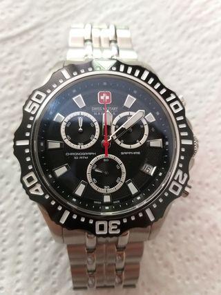 24f0630a9f0f Reloj Swiss Military de segunda mano en WALLAPOP