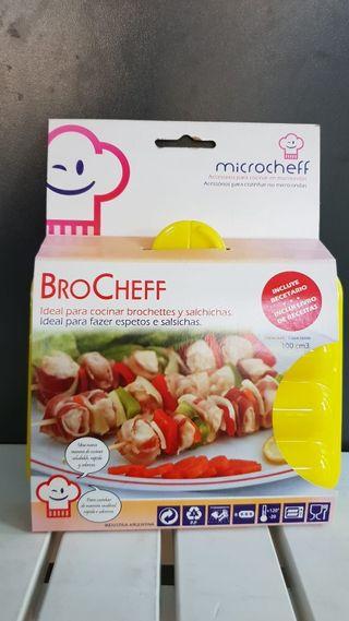 recipiente ideal para cocinar en microondas