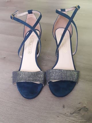 960b7220 Zapatos de fiesta tacón medio de segunda mano en la provincia de A ...