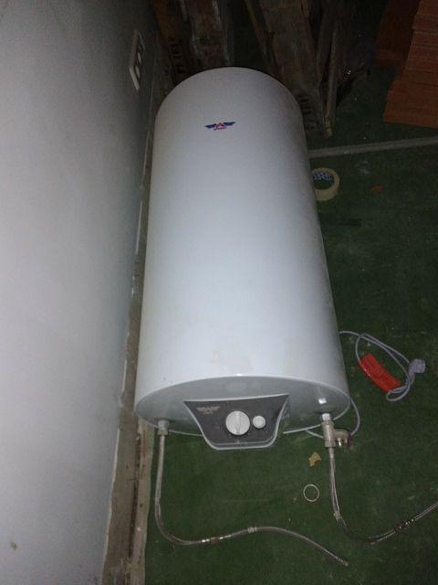 calentador de 100 litros nuevo