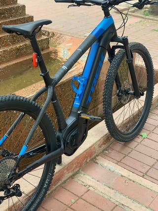 Bicicleta eléctrica trek superfly 5