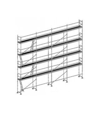 Andamio fachada 3 en 1 DUO -750m² superficie-nuevo