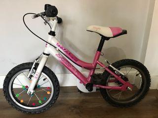 Bicicleta niña Jlwenty rueda 14