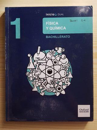 libro de física y química 1° de bachillerato