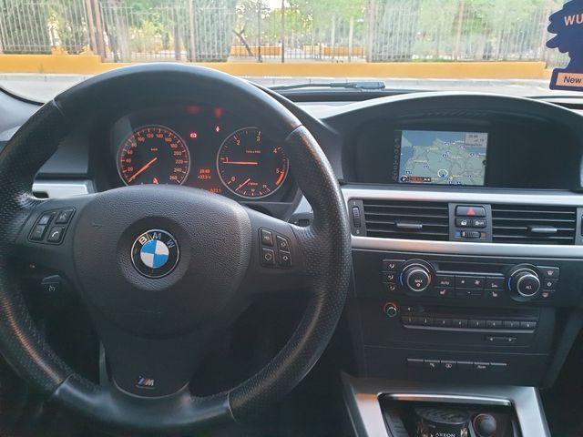 BMW Serie 3 2011 Pakete M