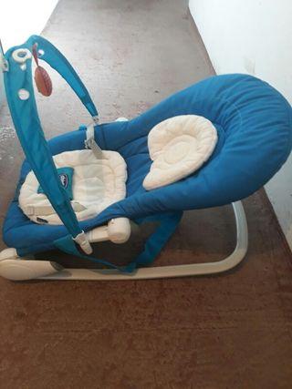hamaca bebé marca chicco