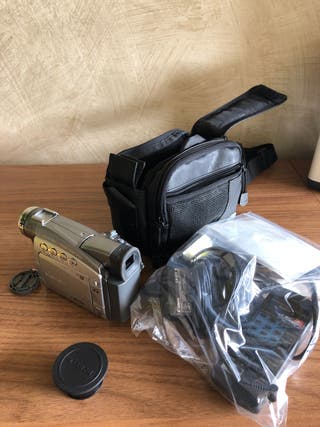 Cámara de vídeo Canon