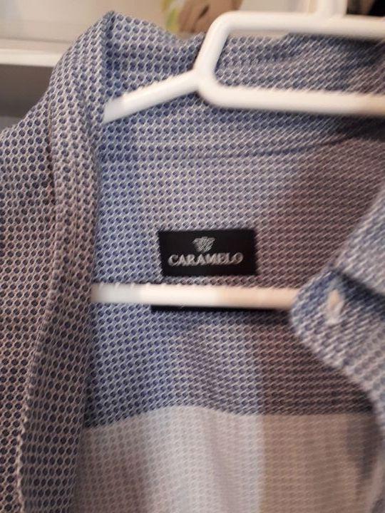 camisa CARAMELO