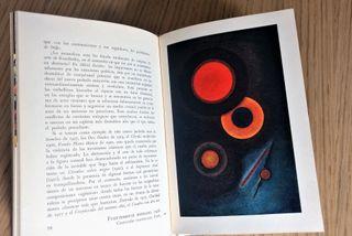 Antiguo libro Kandinsky Editorial Argos 1961 1ª ed