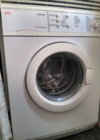 Venta de lavadora AEG