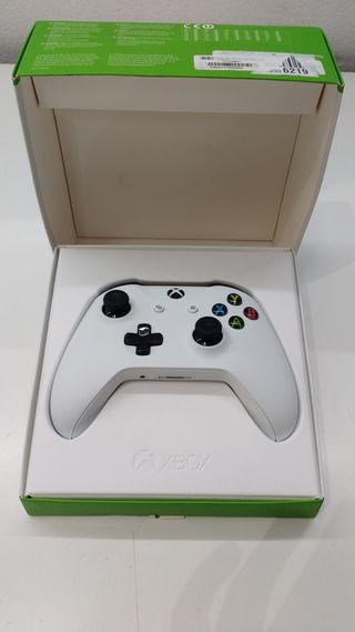 Mando Xbox One Gamepad Inalámbrico Blanco