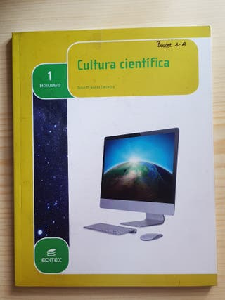 cultura cientifica 1° de bachillerato