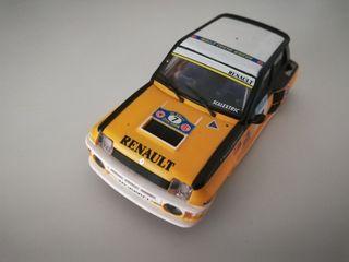 carrocería Renault 5 turbo scalextric