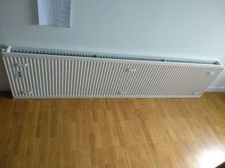 radiador acero