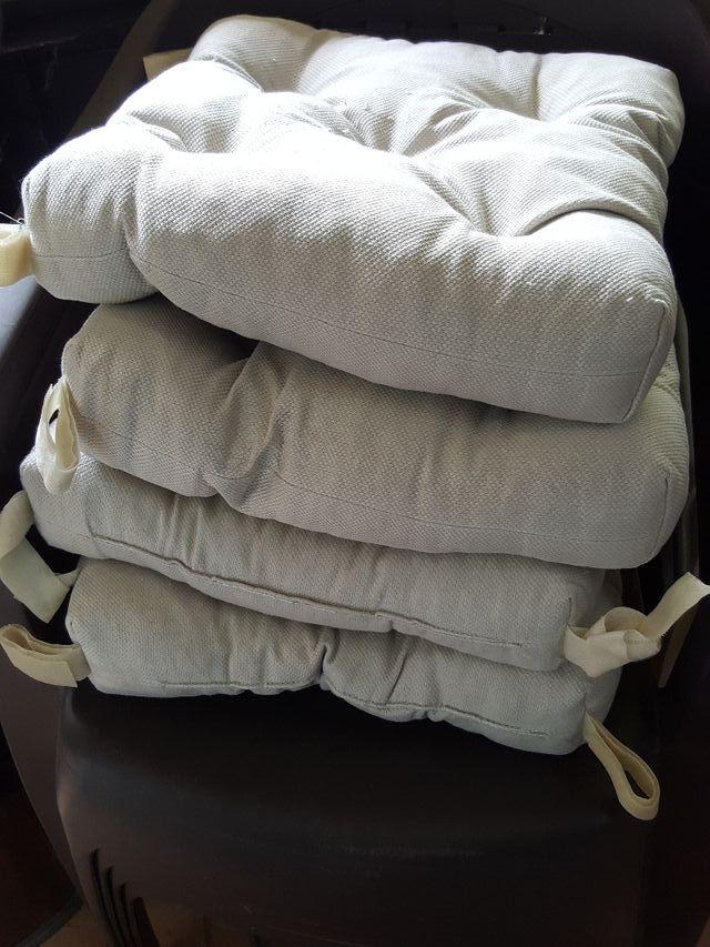 Vendo cojines sillas cocina de segunda mano por 5 € en Juneda en ...