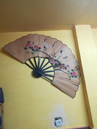 abanico japonés mítico!
