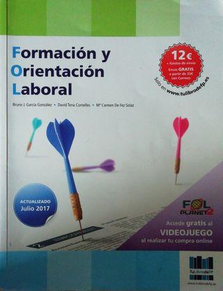 Libro de formación y orientación laboral.