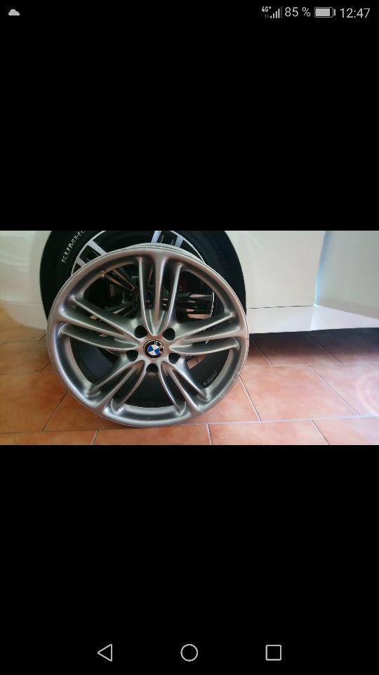 "llantas 19"" doble medida BMW 530"