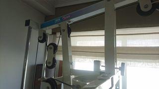 máquina pesas