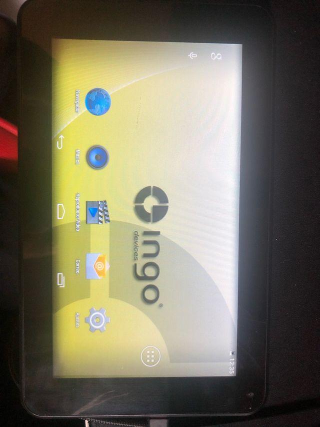 "Tablet Ingo 7"""