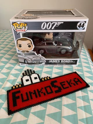 Funko Pop James Bond 007