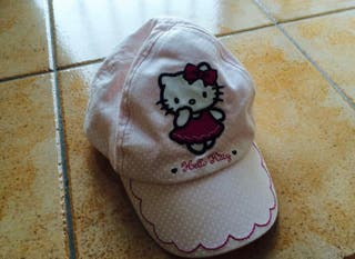 Gorra Hello Kitty niña