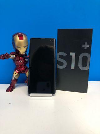 SAMSUNG GALAXY S10 PLUS 128GB BLACK IMPOLUTO