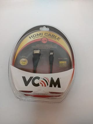 Cable HDMI 19 pin macho a HDMI normal macho