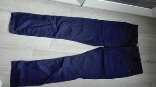 pantalones vaqueros d color chico