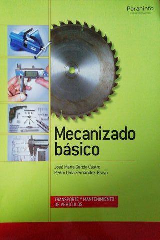 Libro de mecanizado basico.
