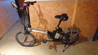 MONTY, bici eléctrica
