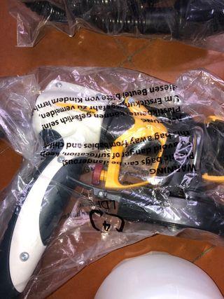 Compresor WallPerfect W615 +Pistola y ascesorios