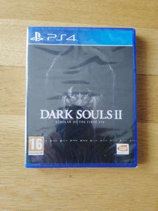 Dark Souls 2 ps4