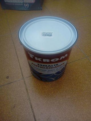 pintura antioxidante