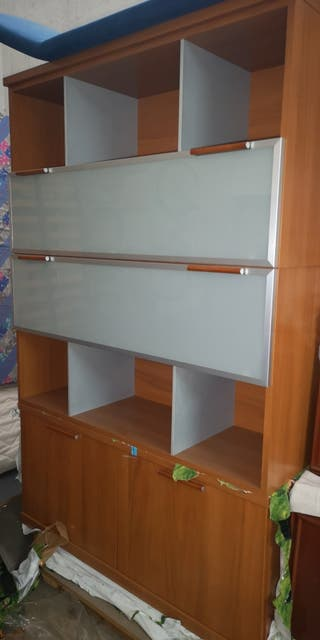 mueble comedor apilable
