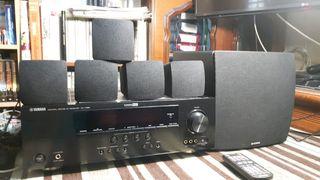 Yamaha RX. V385 CINEMAOSP digital.