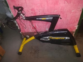 bike cardgirus bici estatica de espini