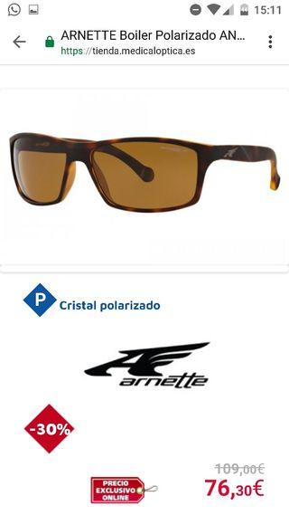 cb4766cf18 Gafas Arnette polarizadas de segunda mano en la provincia de Madrid ...