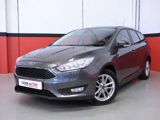 Ford Focus Sportbreak 1.6 125CV Trend+