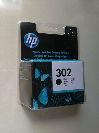 Cartuchos impresora HP 302