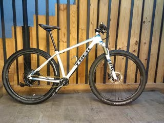 bicicleta xc Trek superfly 9.7