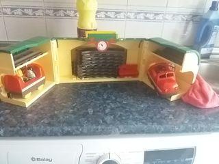 Estación de Tren 123 Playmobil
