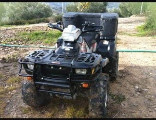 vendo ATV Polaris sporman 700 efi