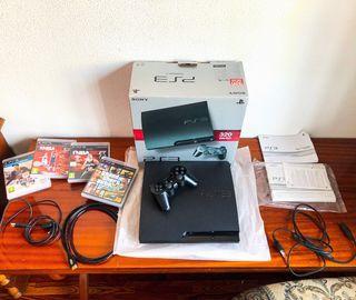 PlayStation3 Slim 320Gb y REGALO